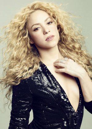 Shakira - Joe Pugliese (Revista Billboard)