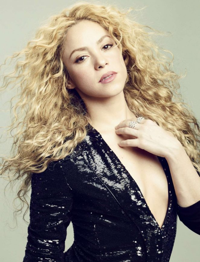 Shakira - Joe Pugliese (Revista Billboard)