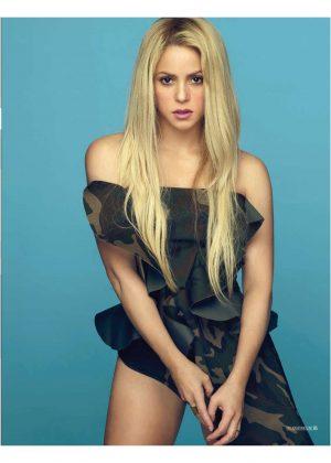 Shakira - Palladium Magazine 2018