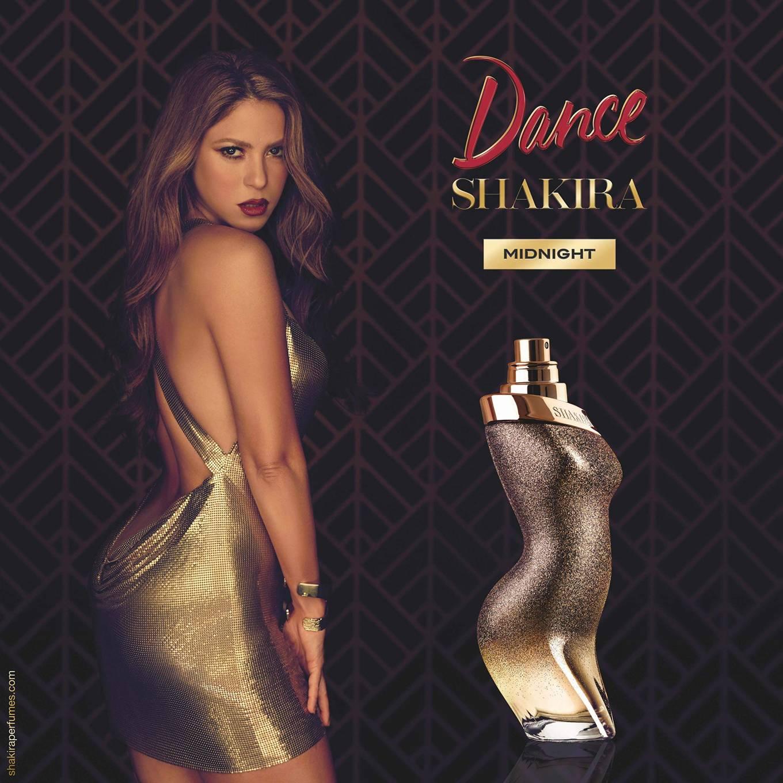 Shakira - Perfume Dance Midnight 2020