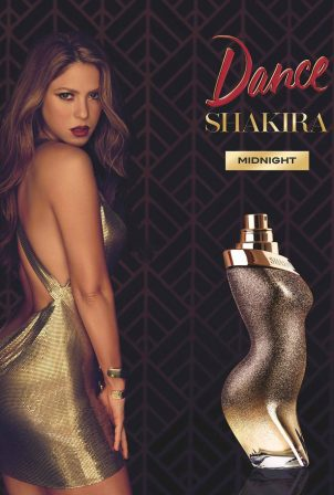 Shakira - Perfume Dance Midnight