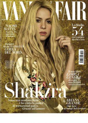Shakira - Vanity Fair Italy Magazine (June 2017)