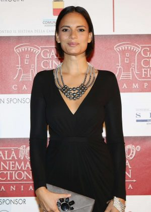 Shalana Santana - 2018 Gala of Cinema and Fiction in Campania