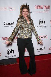 Shania Twain - Grand Opening of Shania Twain 'Let's Go' in Las Vegas
