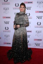 Shania Twain - Nevada Ballet Theatre's 'Black & White Ball' in Las Vegas
