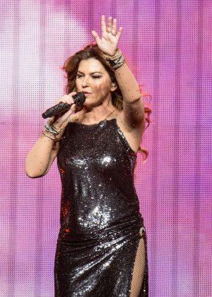 Shania Twain - Performing Live at Bridgestone Arena in Nashville