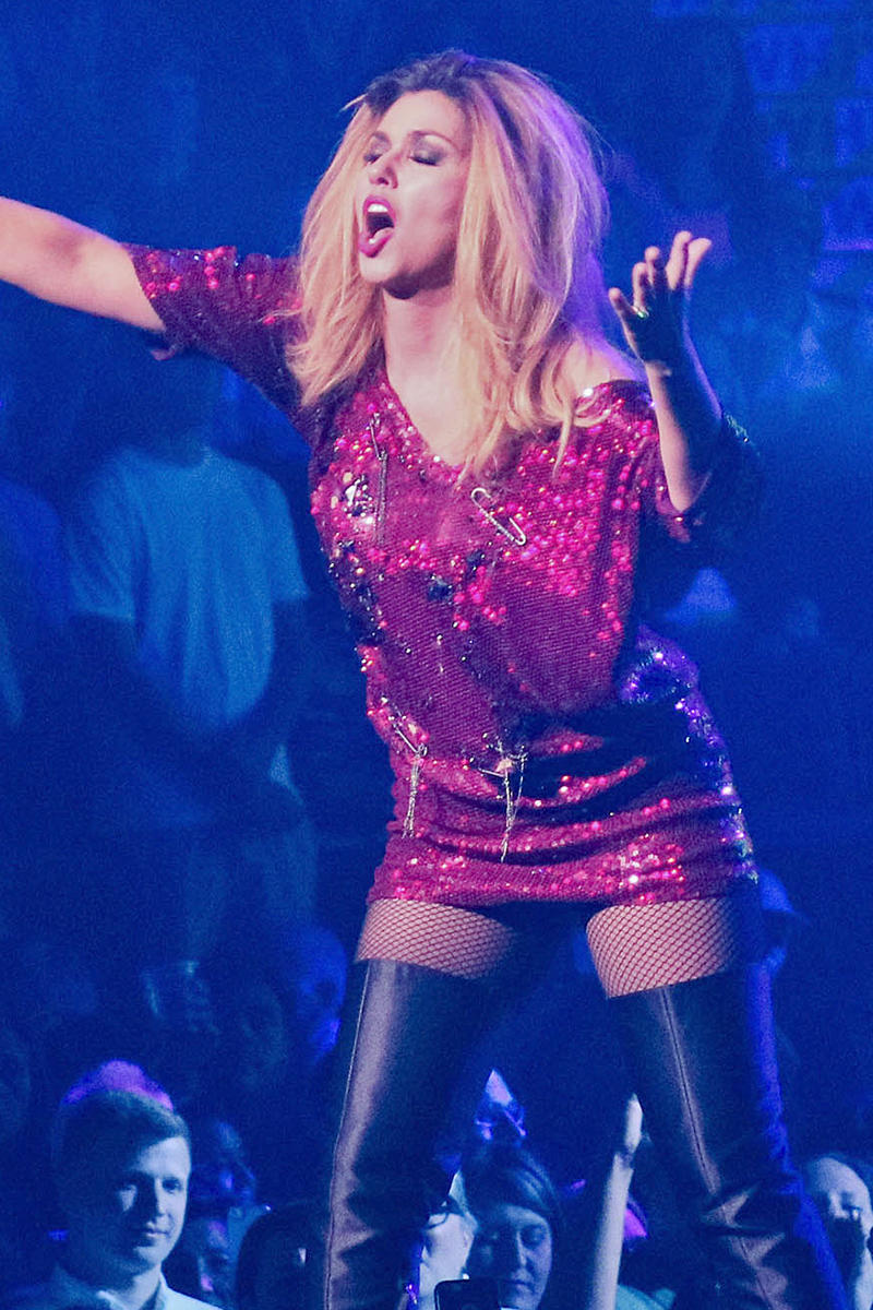 Shania Twain Rock This Country 2015 Tour 12 Gotceleb