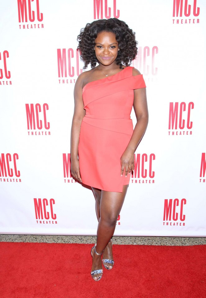 Shanice Williams - 2016 Miscast Gala in New York