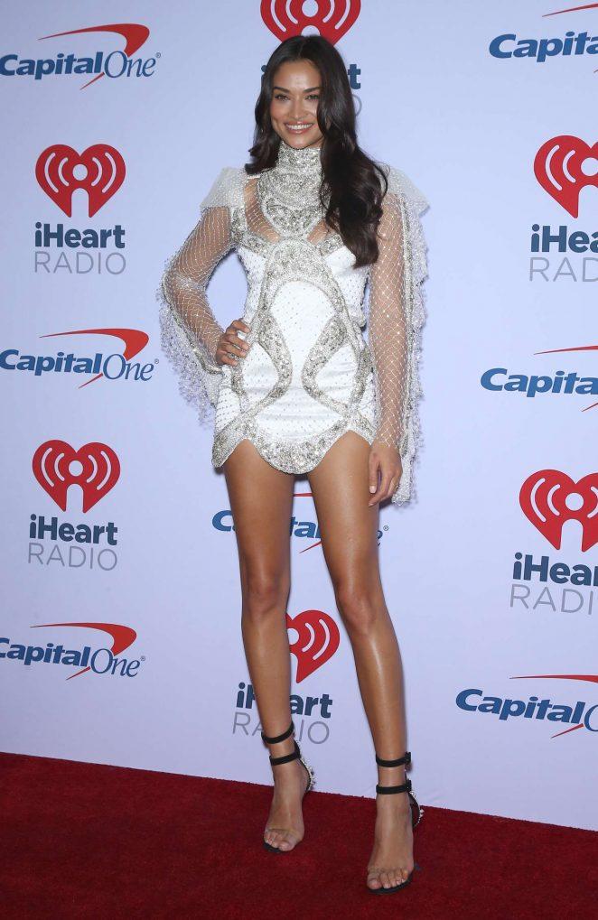 Shanina Shaik - 2018 iHeartRadio Music Festival Day 2 in Las Vegas