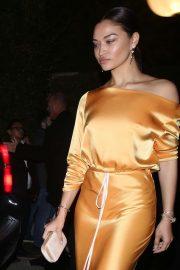 Shanina Shaik - 2020 WME Pre-Oscars Party in Hollywood