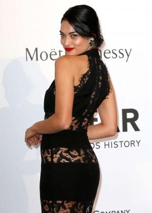 Shanina Shaik - amfAR 2015 Cinema Against AIDS Gala in Cannes