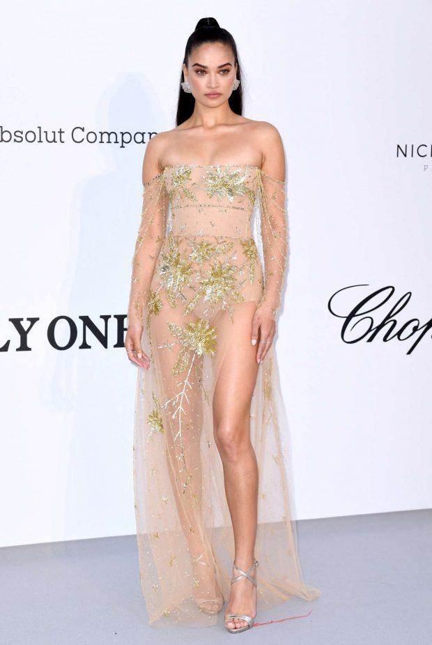 Shanina Shaik - amfAR's 2019 Cinema Against AIDS Gala in Cannes