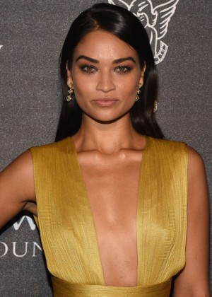 Shanina Shaik - Angel Ball 2015 Hosted by Gabrielle's Angel Foundation in NYC