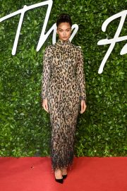 Shanina Shaik - Fashion Awards 2019 in London