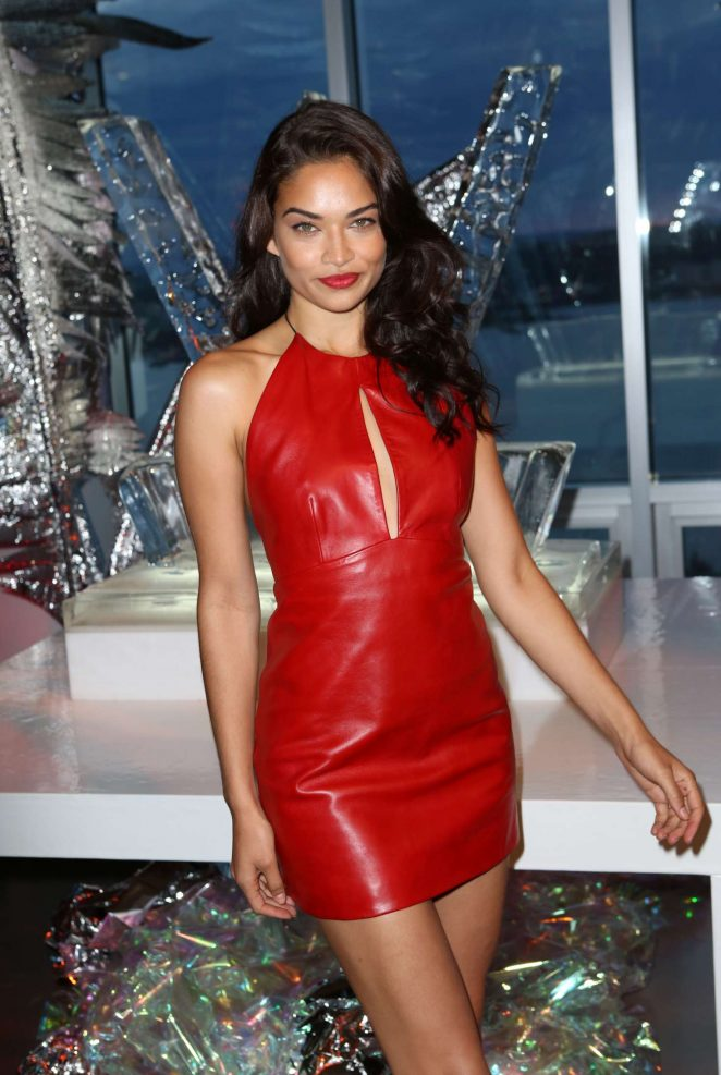 Shanina Shaik - Celebrate The Opening Of W Dubai Party in NYC