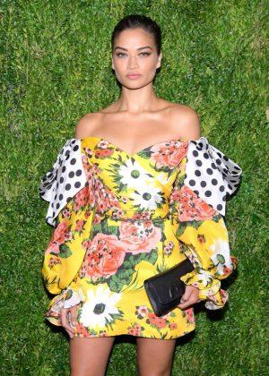 Shanina Shaik - CFDA/Vogue Fashion Fund 15th Anniversary Event in Brooklyn