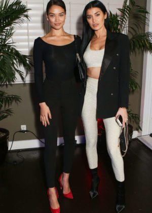 Shanina Shaik - Cotton Citizen x Pepsi Collection Launch Party in LA