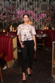 Shanina Shaik - Diesel x A-Cold-Wall Dinner in New York City