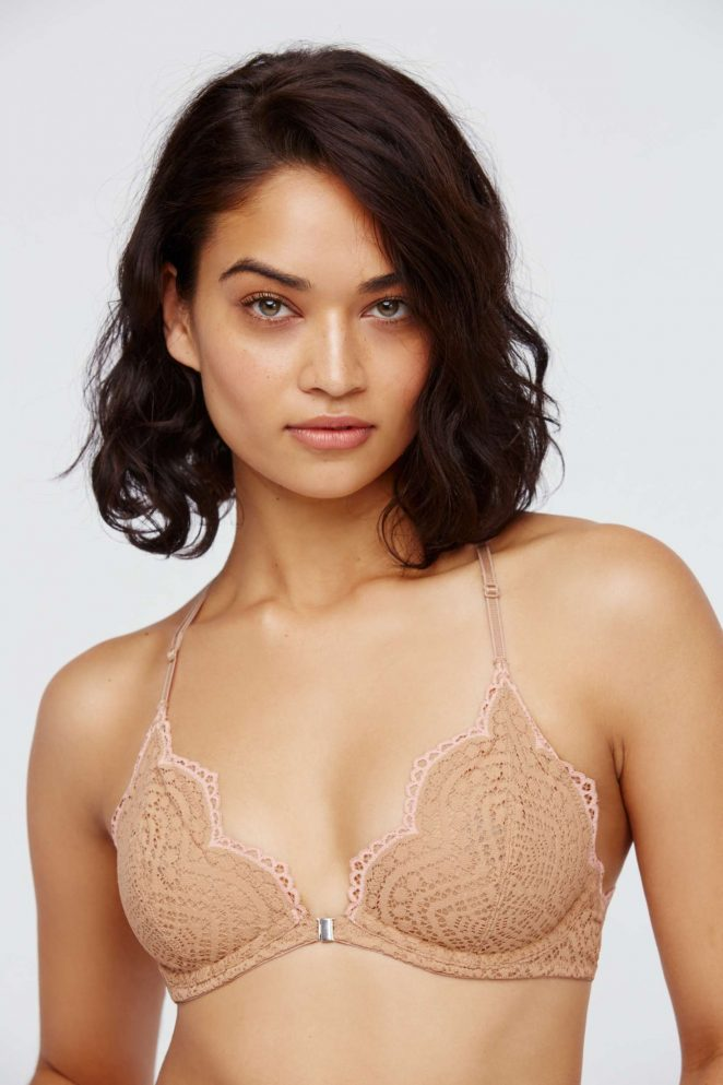 Shanina Shaik - Free People Collection 2016