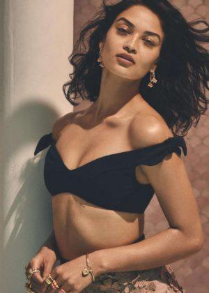 Shanina Shaik - InStyle Australia Magazine (November 2016)