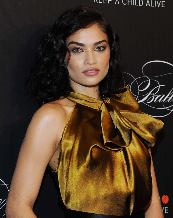 Shanina Shaik - Keep a Child Alive's 13th Annual Black Ball in New York