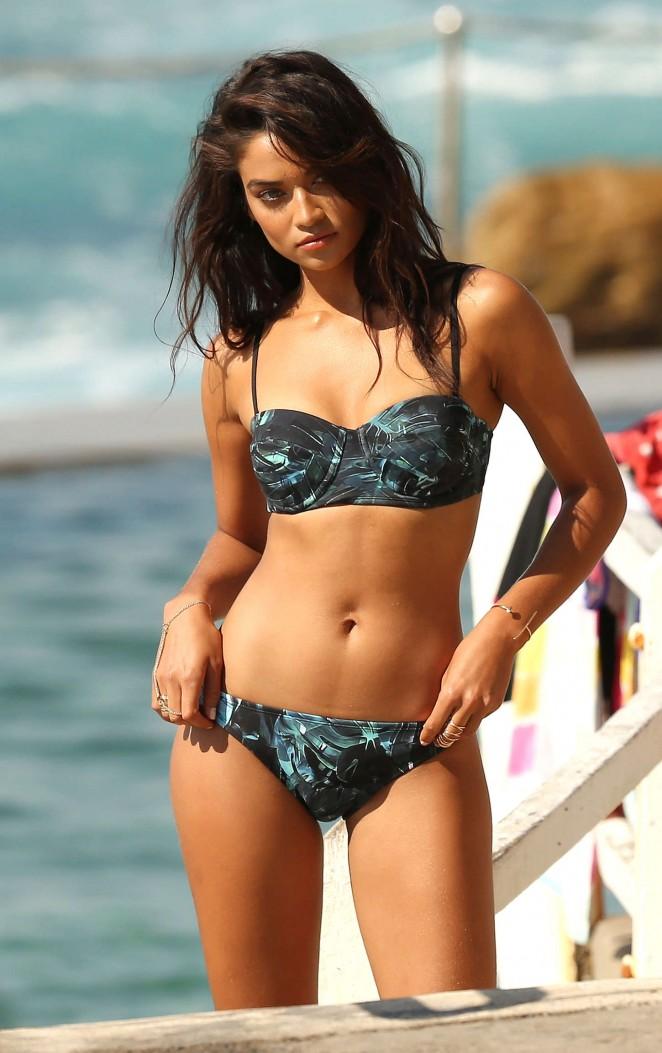 Shanina Shaik: KOOKAI Bikini Photoshoot -40