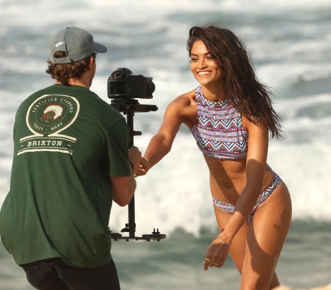 Shanina Shaik: KOOKAI Bikini Photoshoot -41