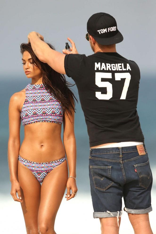 Shanina Shaik: KOOKAI Bikini Photoshoot -73