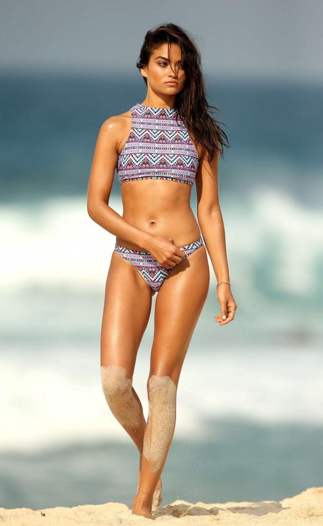 Shanina Shaik: KOOKAI Bikini Photoshoot -79