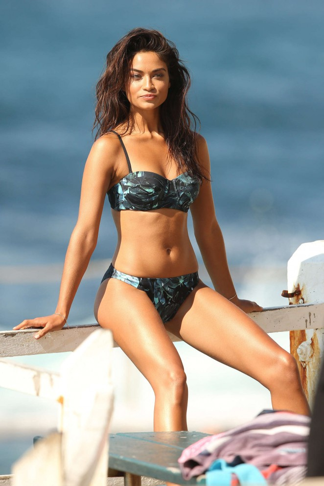 Shanina Shaik: KOOKAI Bikini Photoshoot -96