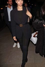 Shanina Shaik - Love Magazine Party in London