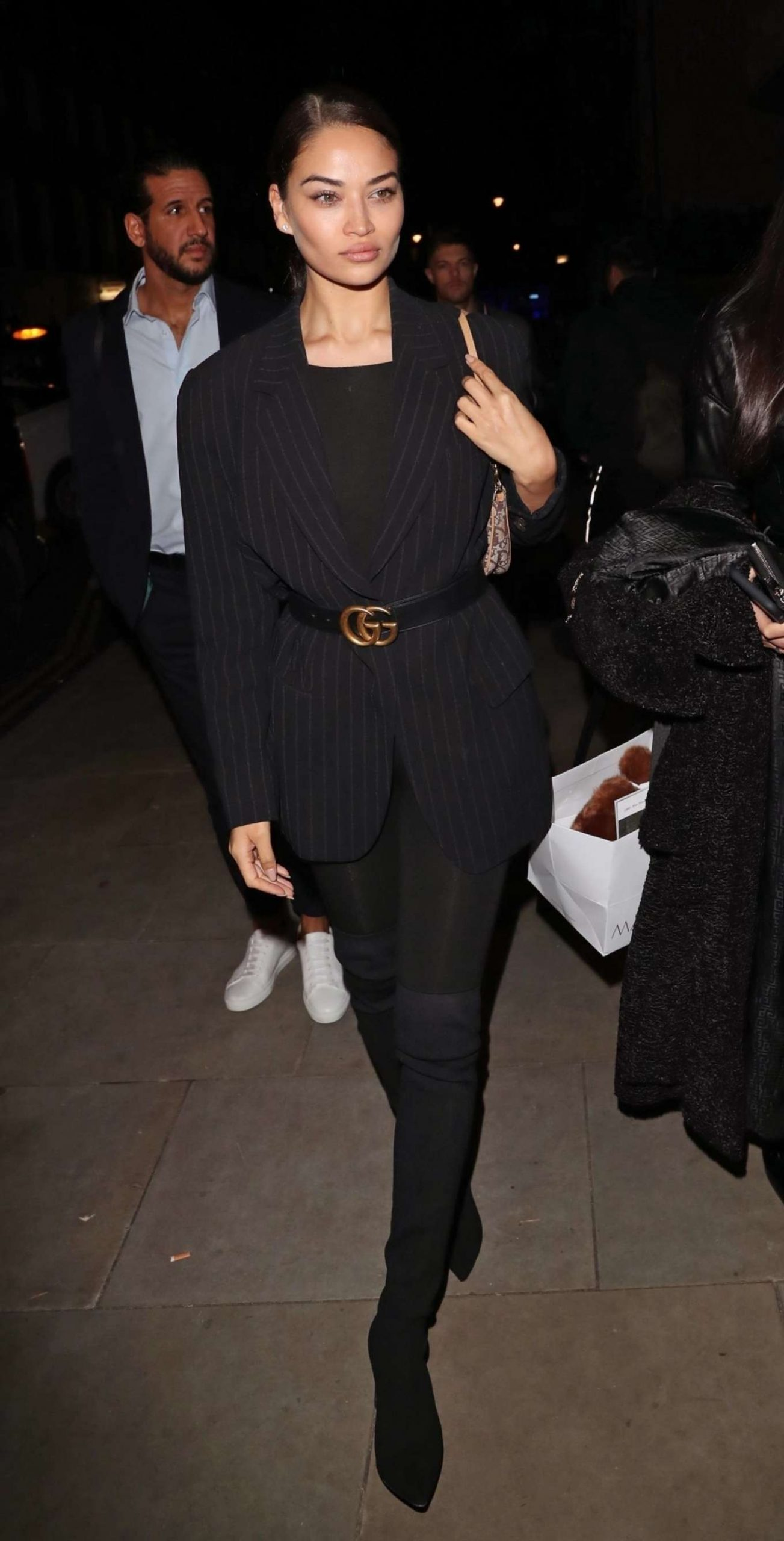 Shanina Shaik - Love Magazine Party in London