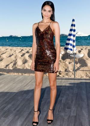 Shanina Shaik - 'Muse' Screening in Cannes