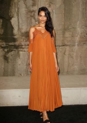 Shanina Shaik - Myer AW16 Fashion Launch in Sydney
