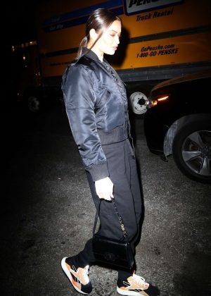 Shanina Shaik - Out in New York