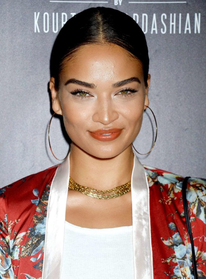 Shanina Shaik - PrettyLittleThing Launch Party in Los Angeles