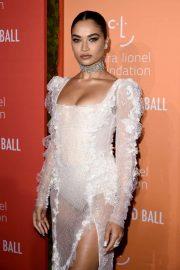 Shanina Shaik - Rihanna's 5th Annual Diamond Ball in NYC