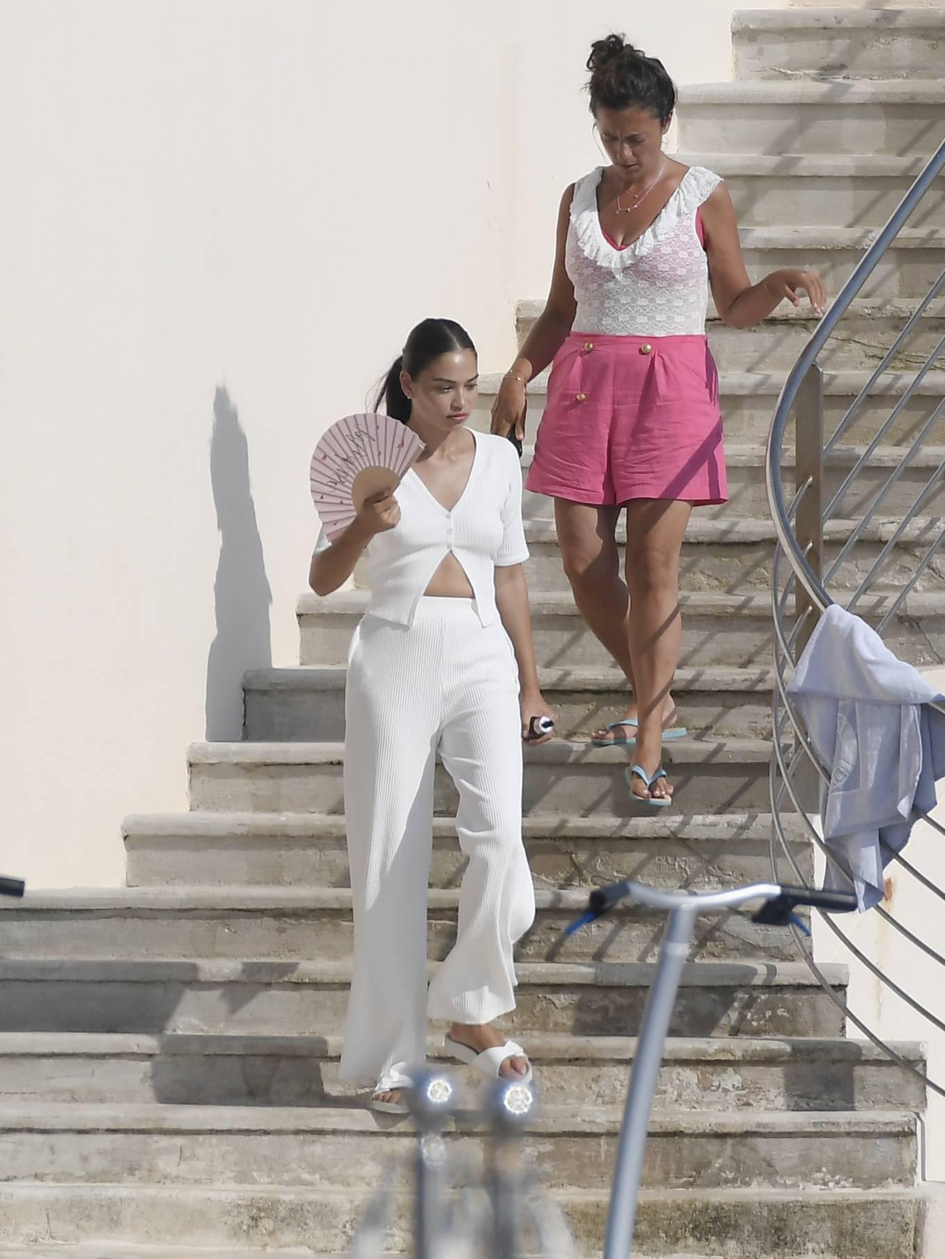 Shanina Shaik 2020 : Shanina Shaik – Seen at the Hotel Du Cap Eden Roc in France-04