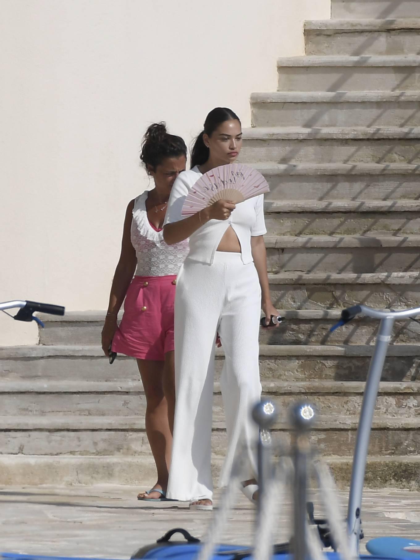 Shanina Shaik 2020 : Shanina Shaik – Seen at the Hotel Du Cap Eden Roc in France-12