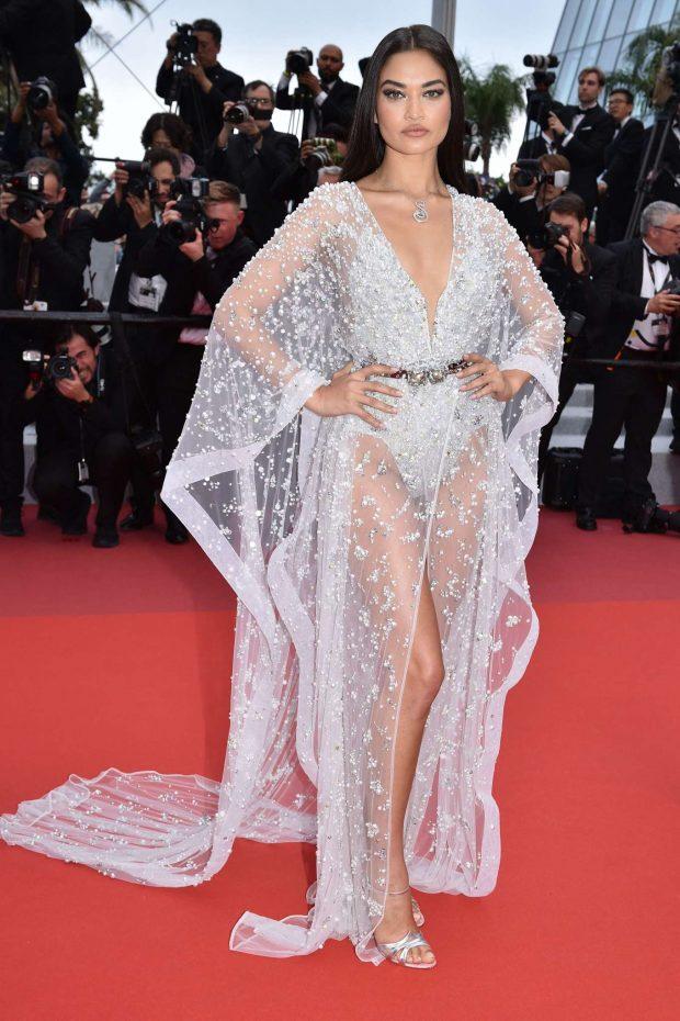 Shanina Shaik - 'Sibyl' Premiere at 2019 Cannes Film Festival