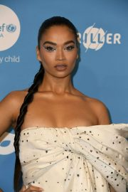 Shanina Shaik - UNICEF Masquerade Ball 2019 in West Hollywood