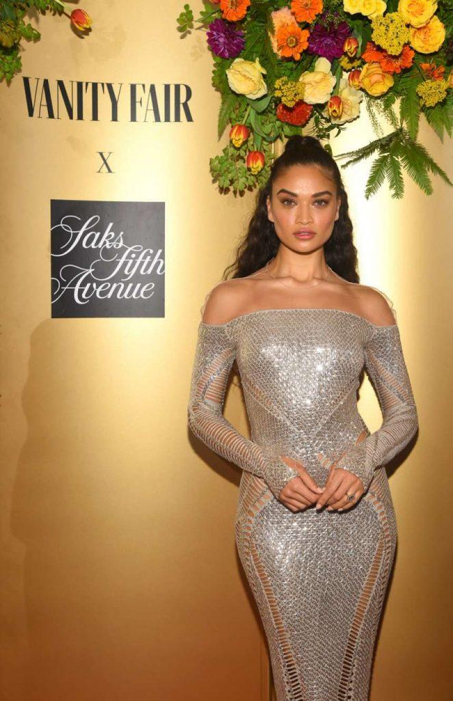 Shanina Shaik - Vanity Fair Celebrate Best-Dressed 2018 in NYC