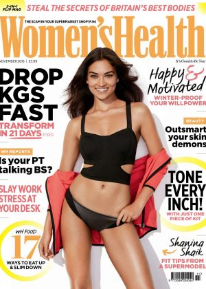 Shanina Shaik - Women's Health UK Magazine (November 2016)