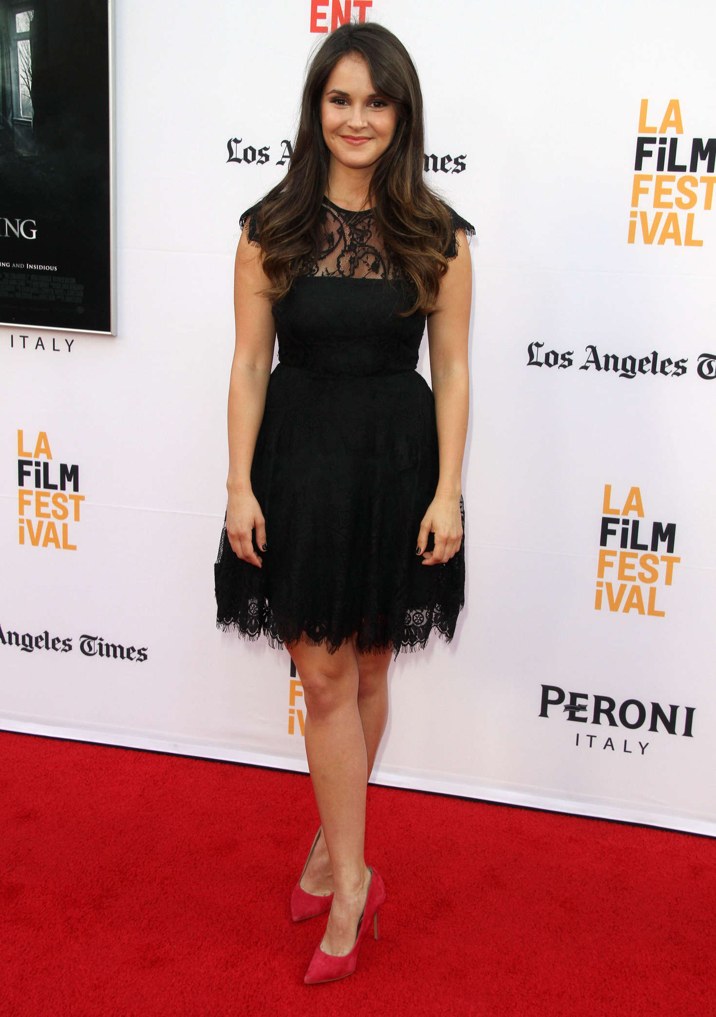 Shanley Caswell: The Conjuring 2 Premiere -04 - GotCeleb
