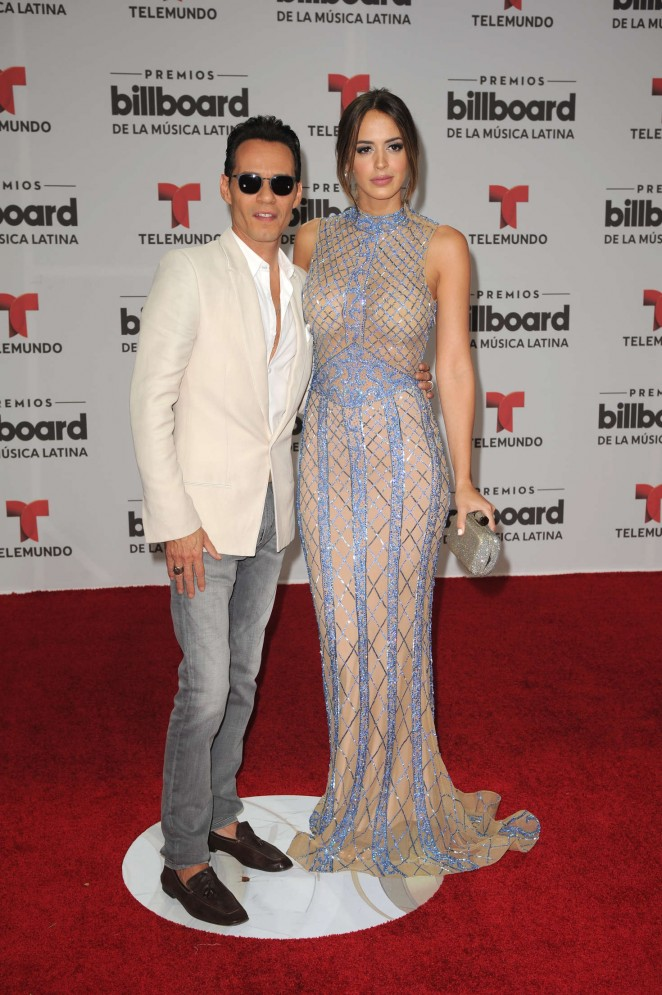 Shannon de Lima - Billboard Latin Music Awards 2016 in Miami