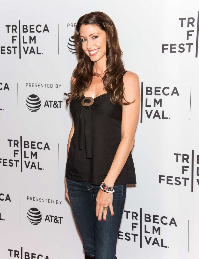 Shannon Elizabeth – 'Awake: A Dream from Standing Rock' Premiere in New York