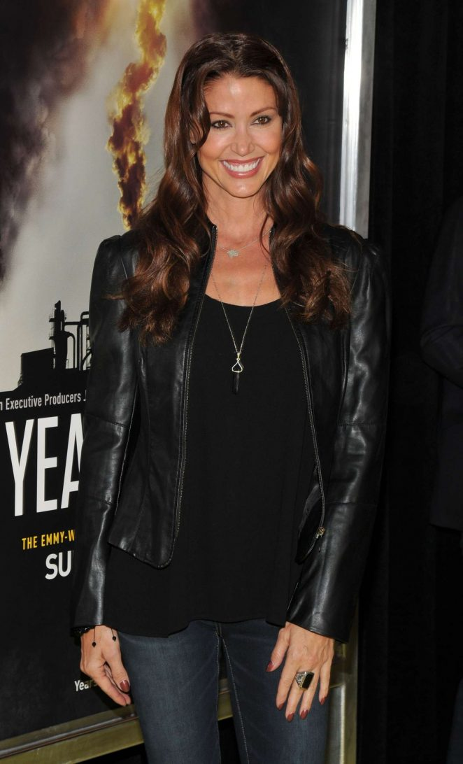 Shannon Elizabeth – National Geographic's Years Of Living Dangerously Premiere in New York