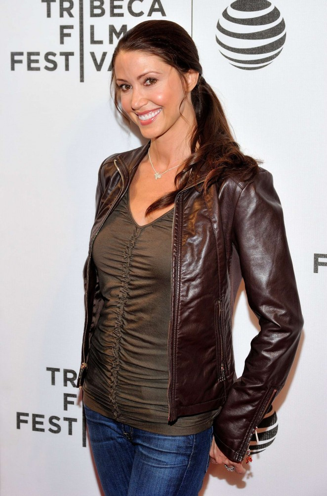 Shannon Elizabeth – Tribeca Talks After The Movie Special Correspondents at 2016 TFF in NY