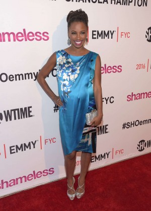 Shanola Hampton - 'Shameless' Screening and Panel Discussion in West Hollywood