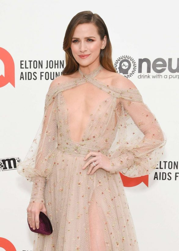 Shantel VanSanten - 2020 Elton John AIDS Foundation Oscar Viewing Party in LA